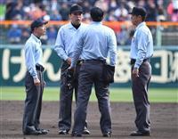 【選抜高校野球】「フェアじゃない」星稜・林監督がサイン盗み疑惑に猛抗議