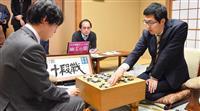 囲碁十段戦第2局 村川八段が勝ちタイに