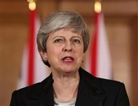 英首相、離脱協定案3度目採決へ 引き延ばしに奇策