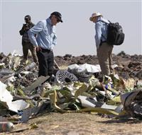 失速防止装置が誤作動か ボーイング機墜落で米専門家