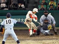 智弁和歌山が啓新破る 選抜第8日第2試合