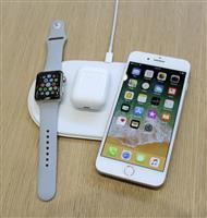アップル、無線充電器の発売断念 17年発表「エアパワー」
