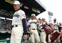 【選抜高校野球】習志野、市和歌山に逆転勝ち、選抜初のベスト4進出
