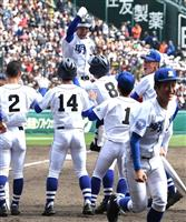 【選抜高校野球】明豊の「寮長」が劇的なサヨナラ打