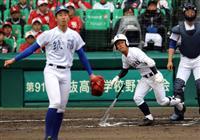 【選抜高校野球】東邦が六回に集中打、エースを援護
