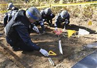 韓国だけで遺骨発掘開始、北が回答せず