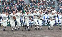 【選抜高校野球】習志野、初の選抜決勝 打線つながり逆転勝利