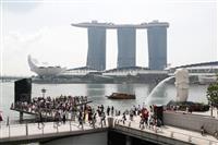シンガポール、偽情報規制強化へ 利用者に警告義務化