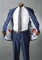 ガッチャマン、スーツに 昭和のヒーロー、限定販売