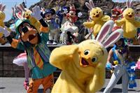 ディズニーのイースターイベントに新キャラ「うさピヨ」