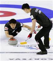 コンサドーレは韓国破って5勝1敗 カーリング男子世界選手権