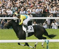 ダービー馬のウオッカ死ぬ GI7勝の牝馬