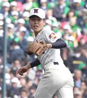 【選抜高校野球】習志野・角田勇斗遊撃手「夏必ず戻って来る」
