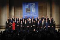 NATO70周年の外相理事会 対ロシアで結束確認