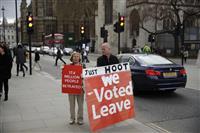 メイ英首相、野党と妥協案模索へチーム設置 英EU離脱