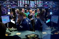 NY株、一時140ドル超高 米中協議進展に期待感