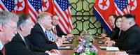 米国務長官、3回目の米朝会談実現を「確信」