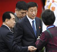 北、米朝会談物別れで実務交渉者を更迭