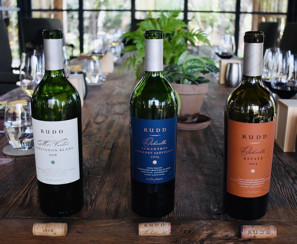ラッドのワイン3種