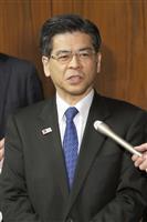 副大臣更迭で国交相謝罪 「忖度」発言問題