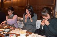 学生らに日本酒の魅力を発信 京都・龍谷大