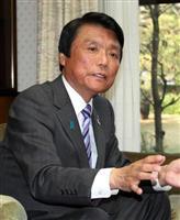 福岡知事選 3選の小川洋氏「県発展へ決意新た」 議会との連携に努力