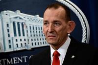 トランプ政権、今度は大統領警護隊長が退任へ