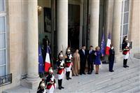【パリの窓】エリゼ宮の食卓外交