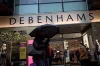 英老舗百貨店が破綻 ネット通販との競争激化で
