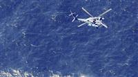 F35操縦士の捜索続く 青森沖、緊急脱出形跡なし