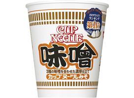 日清食品「カップヌードル 味噌」の一時販売休止 ドラマ効果か需要大幅増
