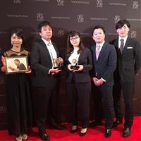 フジ番組ダブル受賞 国際コンクール「NYフェス」