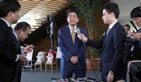 安倍首相発言全文「内閣全体で信頼回復し、復興に全力」