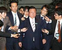 公明・山口代表「怒りを禁じ得ない」 桜田前五輪相の問題発言