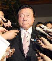 麻生、片山両氏は「仕事している」 菅長官、桜田氏更迭で野党が問題視