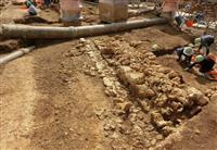 【萌える日本史講座】琉球王国、世継ぎの屋敷跡発掘 沖縄戦・米爆撃の跡も