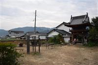 空海ゆかり橋本・妙楽寺、本堂再建へ寄進募る