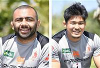 ラグビー日本代表候補にリーチ、マフィら選出
