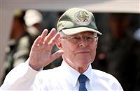 ペルー前大統領に拘束命令 汚職容疑で裁判所