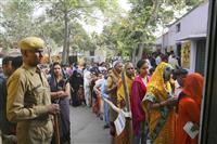 インド総選挙、11日から投票 モディ政権に審判