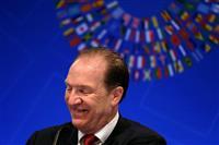 世銀新総裁、債務透明性求め中国牽制 強硬姿勢は影潜める
