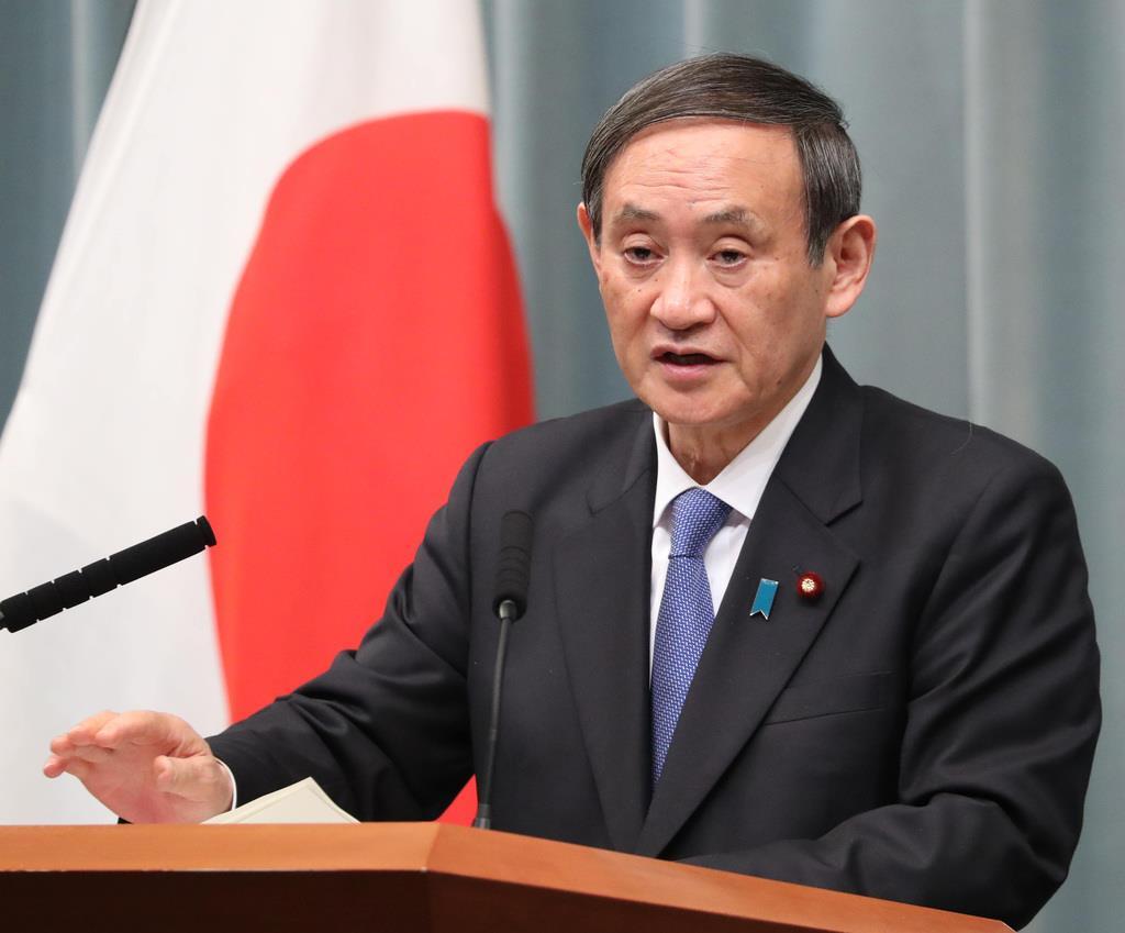 菅長官、WTO破棄で「敗訴に当た...