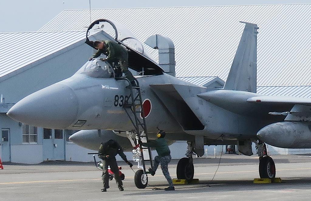 空自緊急発進999回 過去2番目の多さ、中国警戒 - 産経ニュース