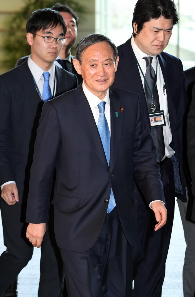 【政界徒然草】「令和おじさん」菅氏の首相就任を求める支持層とは(1/4ページ) - 産経ニュース