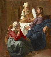 【釈徹宗が見たフェルメール】「マルタとマリアの家のキリスト」 なんともいえない心地よさ