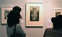 エッシャーの世界堪能 愛媛県美術館できょうから 小学生向けワークショップも