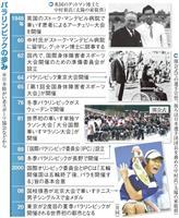 東京パラまで500日 64年大会開催秘話、遺志継承へ