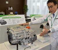 日本電産EV攻勢 中華攻略に「三位一体」モーター