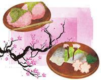 【ダニーの棋食徒然】出会いと別れを舌で味わう桜の季節