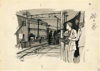 【かながわ美の手帖】県立神奈川近代文学館「巨星・松本清張」展 前半生はデザイナー、挿絵…
